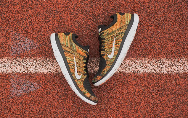 nike-free-4-0-flyknit-poison-green-total-orange-1