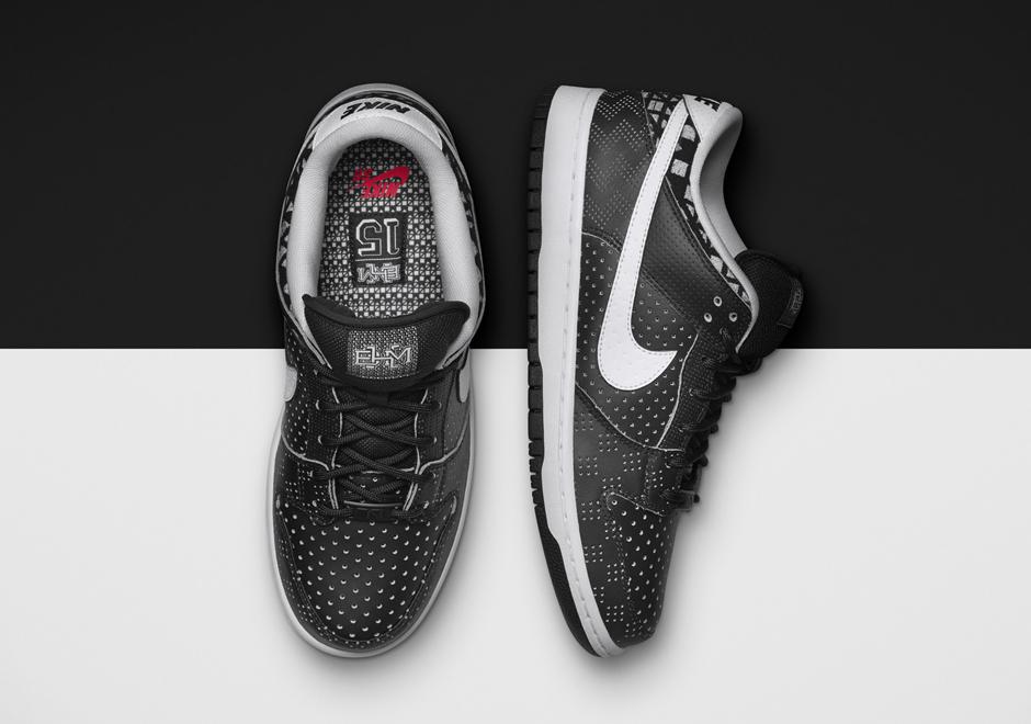 "Nike SB Dunk Low PRM ""BHM"" / US135"