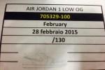 Air Jordan 1 Low @  February 28, 2015