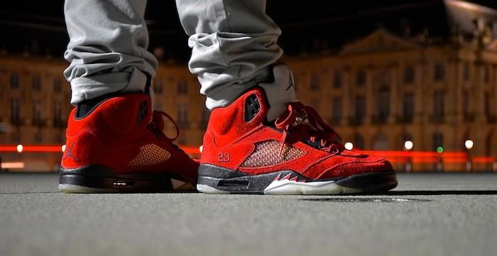 """The Air Jordan 5 Retro """"Toro"""" @ 2015"""