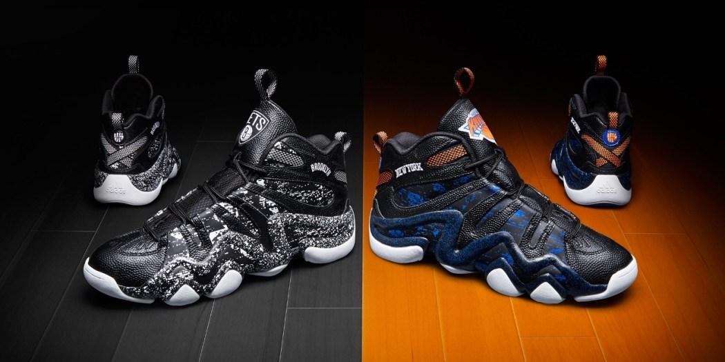 "3.adidas""NYC All-Star""系列鞋款_Crazy 8 Pack_$3,690_2月6日上市"