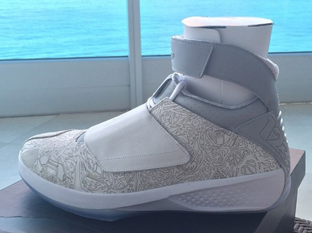 "Air Jordan 20 Retro ""Laser"", 2015 Summer"