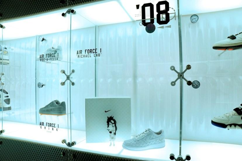 Nike Inside Access Studio Panel展出了由80年代至今天的多款經典設計 (2)