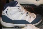 "Air Jordan 11 ""White/Navy""2000年"