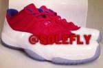 """Air Jordan 11 Low """"Clippers""""2013年"""