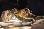 "Air Jordan 11 ""Gold""2014年"