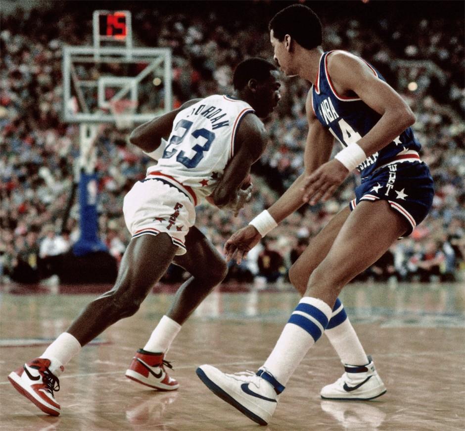 1985 All-Star GameAir Jordan 1