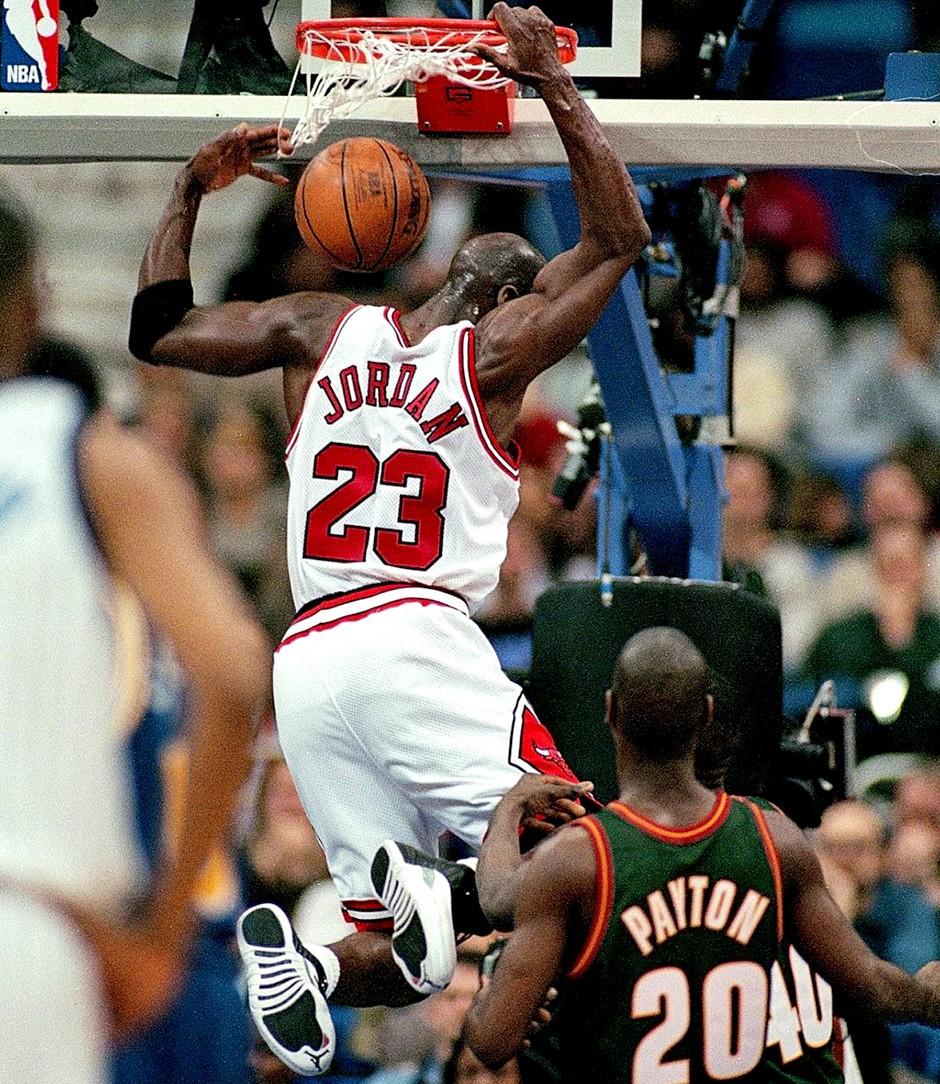 1997 All-Star GameAir Jordan XII