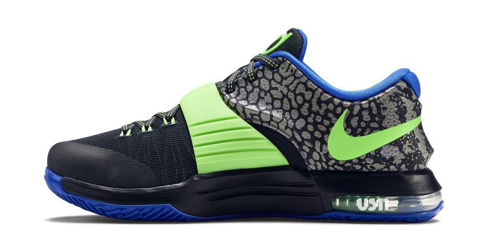Nike-KD-7-Metallic-Pewter-Flash-Lime-Anthracite-Lyon-Blue-2