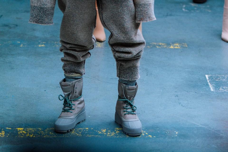 Yeezy Duck Boot €450