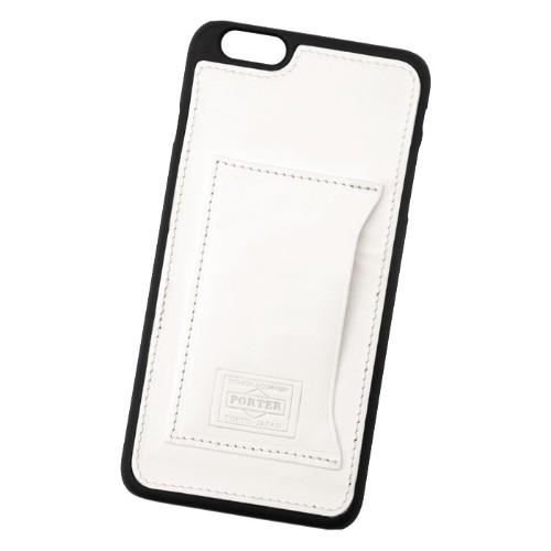 PORTER FRAME 白 iPhone Case (6 Plus) NT$2,700
