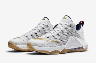 lebron-12-low-white-navy-red-gum-3