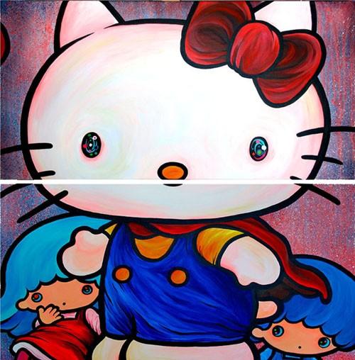 yat2015_press 0415-06 Jahan_Sanrio Family for kikko's diner( 局部) s