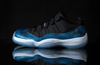 air-jordan-xi-low-bluesnake-custom-by-tony-chen-1