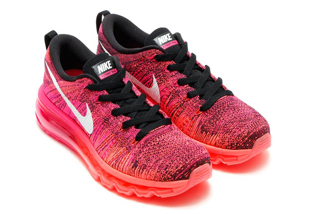 nike-flyknit-air-max-wmns-pink-foil-hot-lava