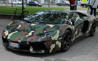 Lamborghini-Aventador-with-Jungle-Camouflage-Wrap-0