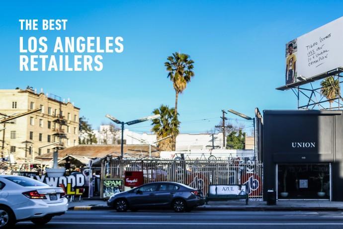 best-la-retailers