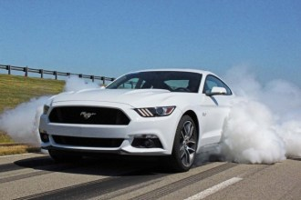 With electronic line-lock, customers who drive their Mustangs to work all week and then compete on the weekends will appreciate not having to modify their brake systems to be able to do effective tire prep at the drag strip.