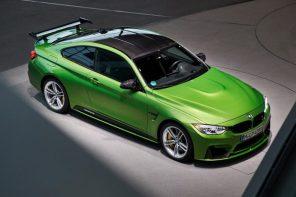 全球僅一台!BMW 為旗下冠軍車手獨家打造超華麗的「M4」