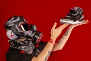 解構再創造!這麼屌的防毒面具是用球鞋做的你敢信?