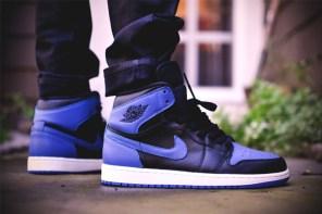 今天根本會哭死一堆老鞋頭!Air Jordan 1「Royal」元年配色也要回歸了!