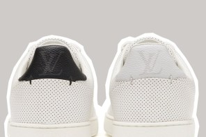 這不就是奢華的很低調?!Louis Vuitton x Dover Street Market GINZA 限量鞋款!