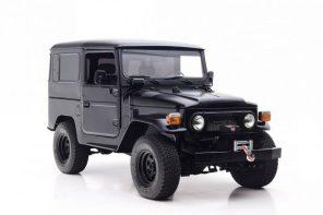 別再瞧不起它了!頂級越野車型 FJ40 顛覆你對 Toyota 的刻板印象