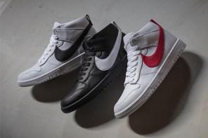 焦點消息,要買看這邊!NikeLab x Riccardo Tisci DUNK LUX Chukka 即將開售!