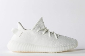 深夜警報!YEEZY BOOST 350 V2「Cream White」全白配色釋出!
