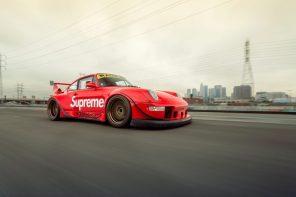 這台 Supreme x Porsche 911 應該是每個潮人的夢想車款吧?
