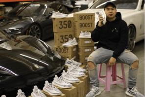 恨得牙癢癢!華人鞋頭 Allen Kuo 又來大曬 YEEZY BOOST 350 V2「Zebra」