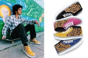 本周大「豹」款!Supreme x Vans 最新聯名鞋款有夠騷!