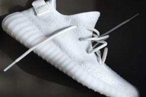 最強「白鞋」出擊!Yeezy Boost 350 V2 最新配色「發售日」正式公開!
