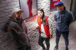 AIR MAX DAY 太強大!Nike 邀請 MISS KO 與蛋堡一同突襲台北東區開唱!