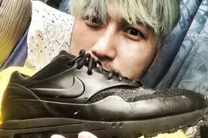 買鞋也能提倡環保!Kid 林柏昇搶鮮收藏 NikeLab Air Max 1 Ultra 2.0 x Arthur Huang!