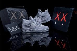 鞋頭警報!定價破萬,JORDAN X KAWS 台灣發售訊息公開!