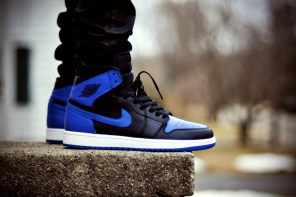 Air Jordan 1 黑藍將會以海量發售
