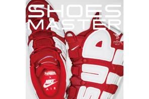 球鞋聖經《SHOES MASTER》最新封面出爐!封面不是 KAWS x Jordan 與 VaporMax!