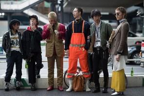 不要再說輸在歐美臉!東京時裝周街拍集錦,還不拿筆記嗎?