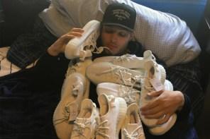 三月被 Nike 與 Jordan 稱霸,四月換肯爺的 Yeezy Boost 350 V2 一枝獨秀?!