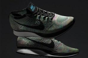 熱門搶手款再臨,Nike Flyknit Racer「Multi-Color 2.0」即將補貨上架!