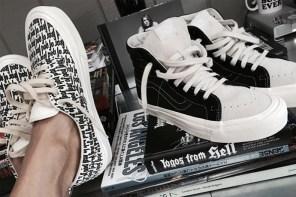 Fear of God x Vans「重磅聯名」公布,將有「7」雙準備搶大家錢!