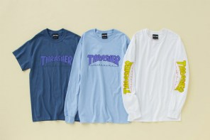 BEAUTY & YOUTH x《THRASHER》 聯名系列