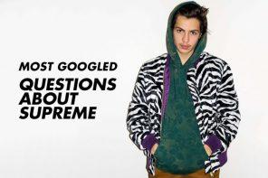特輯 / 這些最多人 Google 有關 Supreme 的問題你也有疑問嗎?