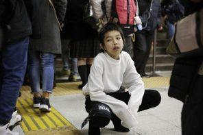 年僅 14 歲,東京最強潮童 Yoshi 拍攝品牌型錄,這氣場會不會太強?