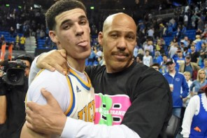 人中呂布勇闖 NBA !球爸:「我兒子需要一紙十億美金的合約!」