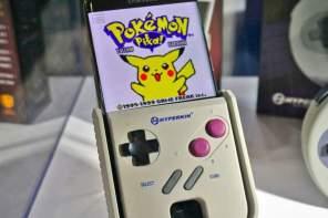 《SmartBoy》用手機玩Game boy的夢想實現了