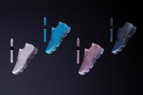 Nike Air VaporMax 「Day to Night」x Apple Watch !日與夜的色彩變幻隨你穿戴!