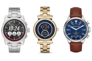 時尚高雅!Michael Kors 2017 年全新智慧型腕錶系列登場