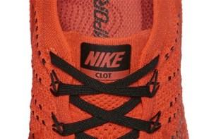 這次竟然聯手了 CLOT!Nike Air VaporMax 全紅登場!